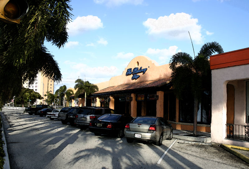 The Parkway Shops in Miami Springs, Florida