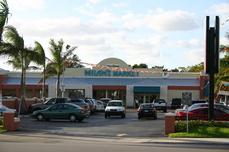 Miami Springs City Scape