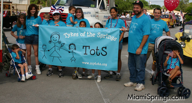 Tykes of the Springs