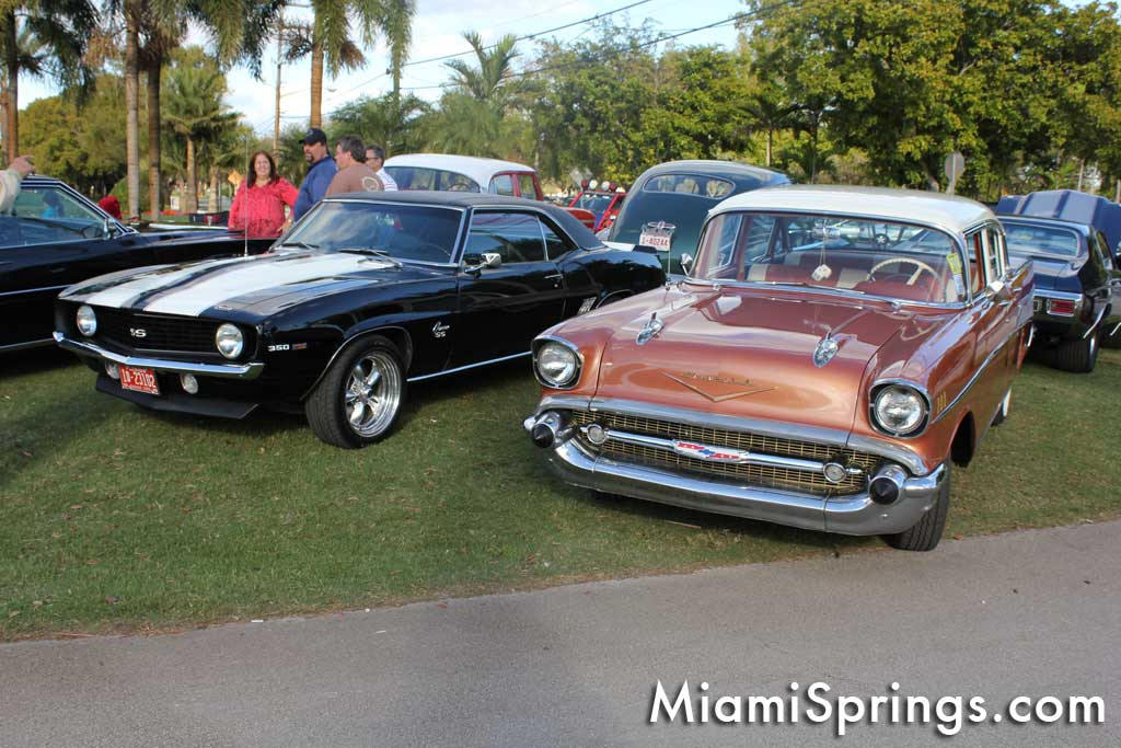 Classic Car Show at the 2011 Taste of the Springs