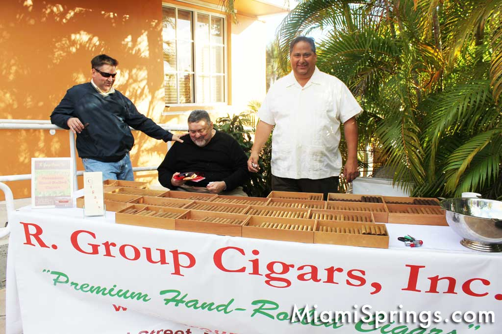 R. Group Cigars, Inc.