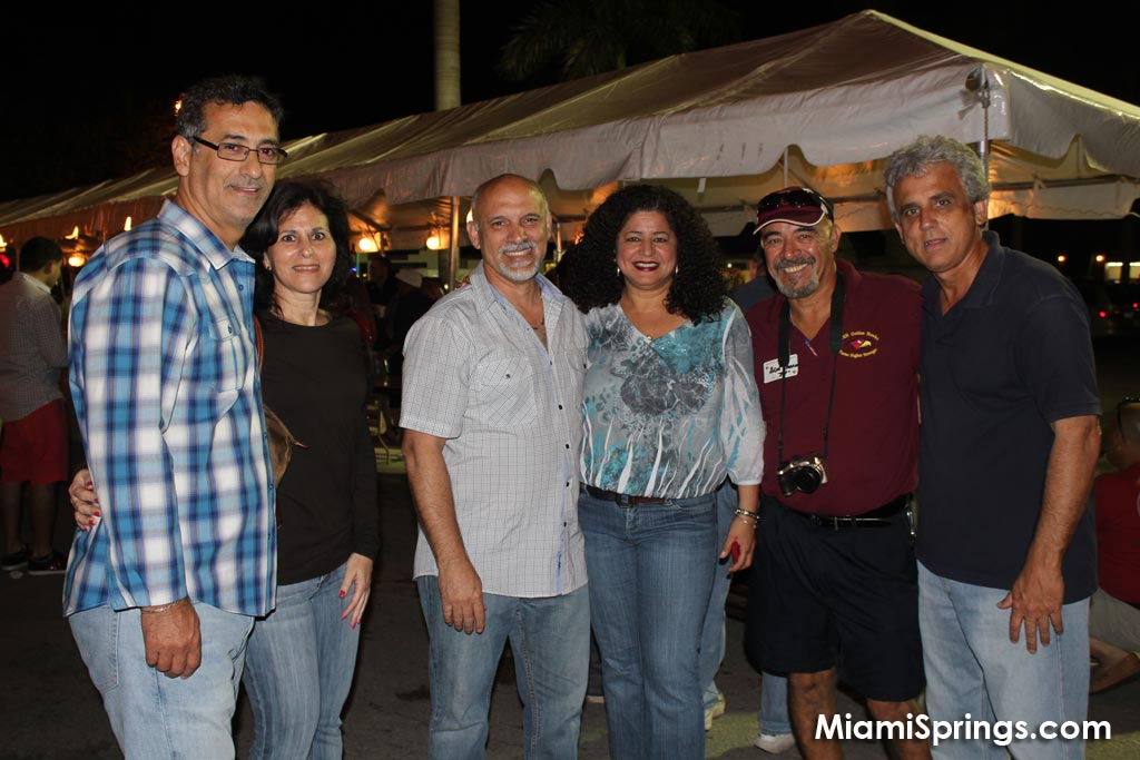 2013 Miami Springs Senior High MEGA Reunion