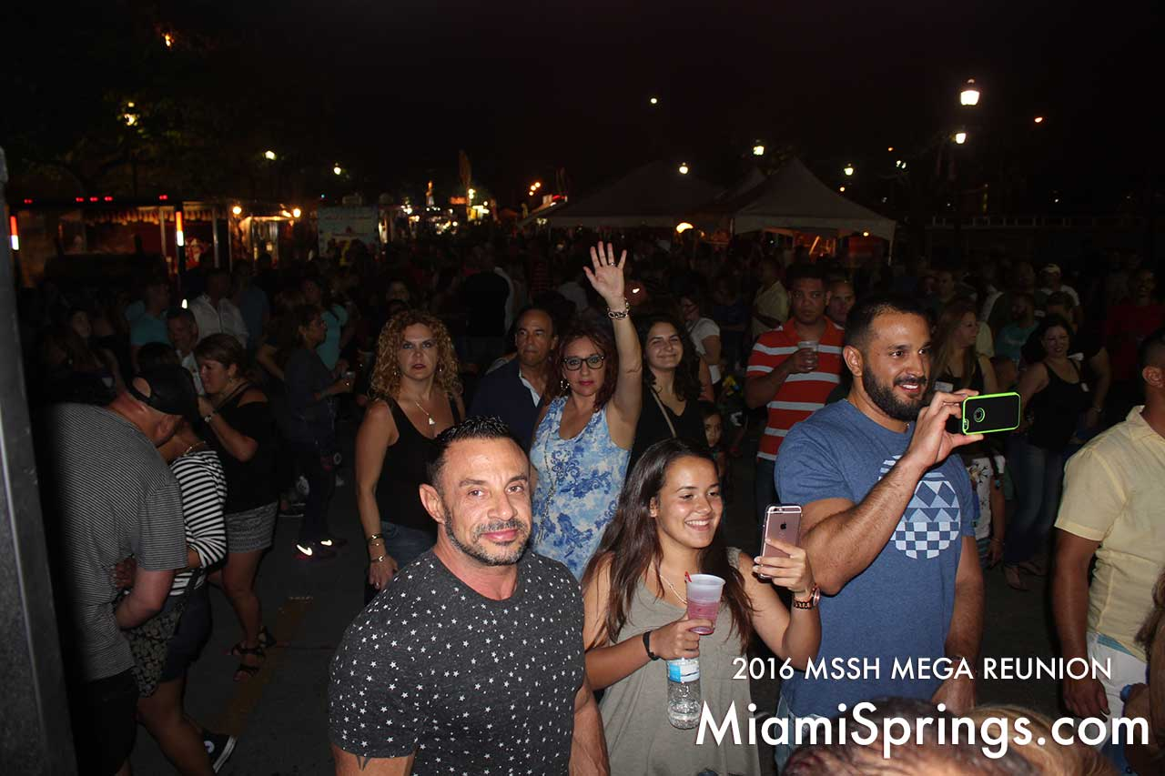 2016 Miami Springs Senior High MEGA Reunion Photos