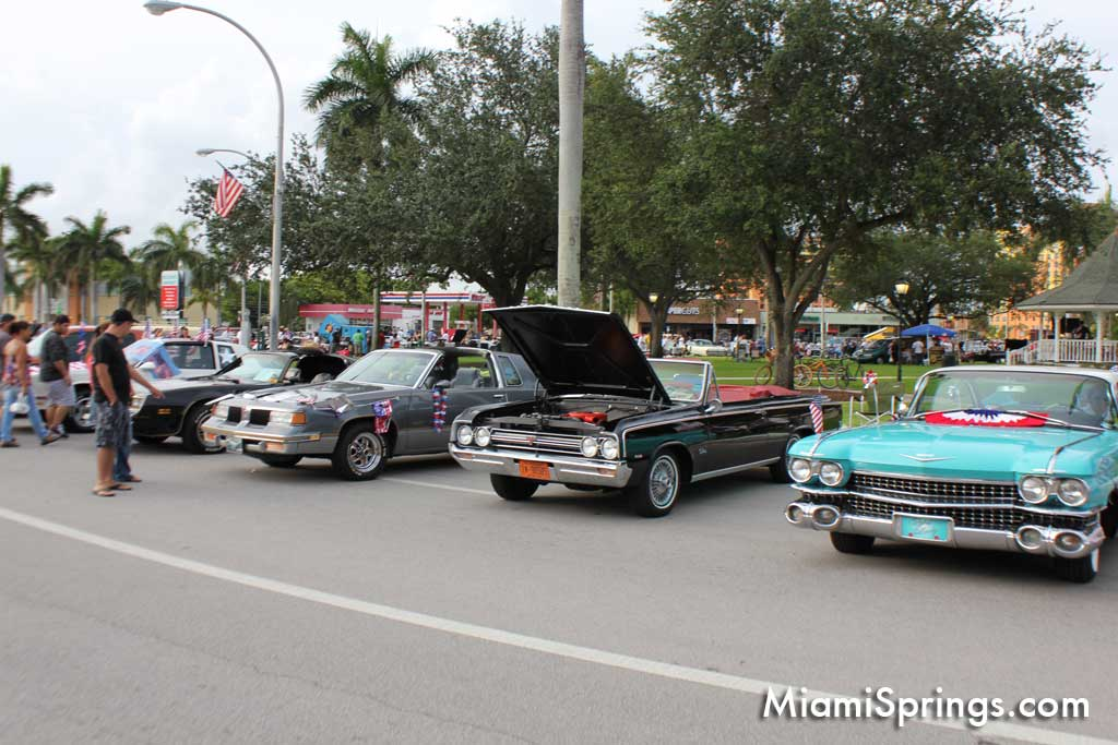 2011 Classic Car Show in Miami Springs
