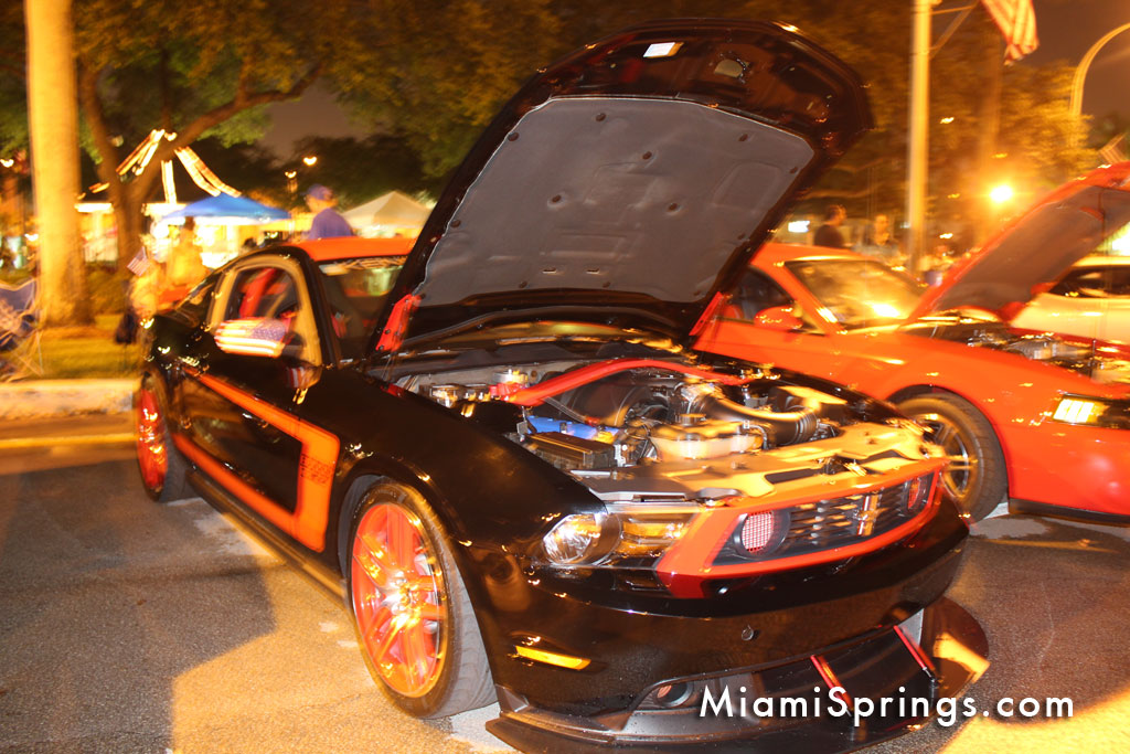 2013 - July 3rd Classic Car Show in Miami Springs
