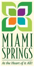 Miami Springs Logo