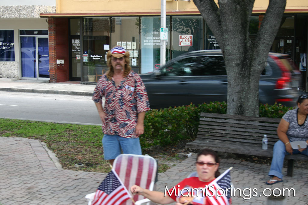 Fourth of July in Miami Springs