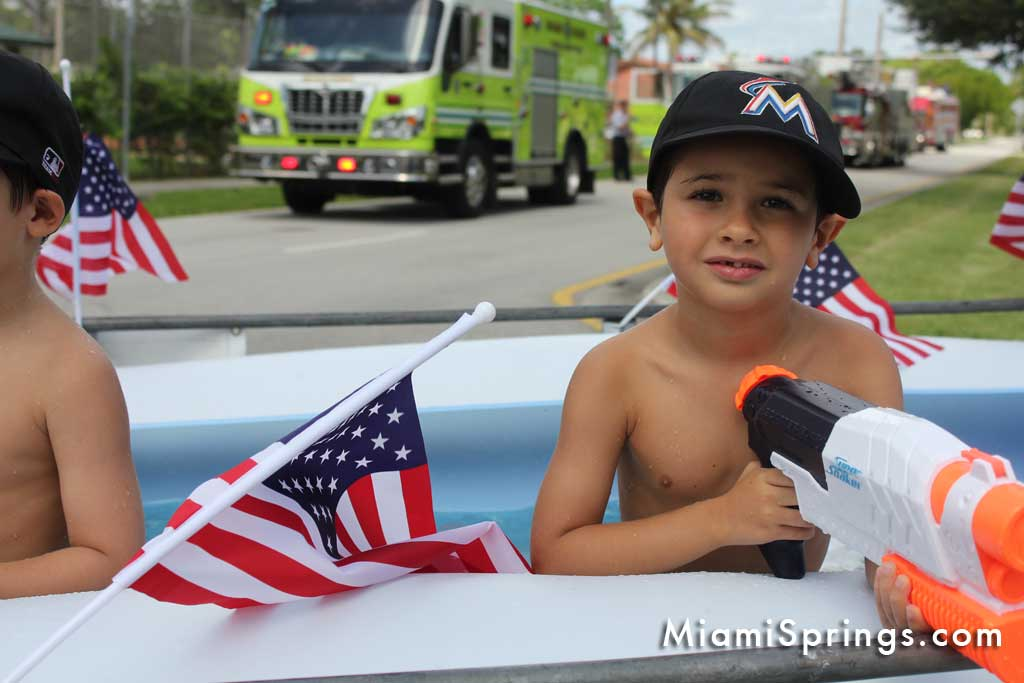 2013 Miami Springs July 4th Parade