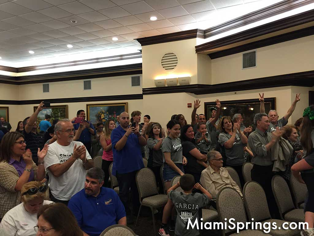 Miami Springs election day 2015