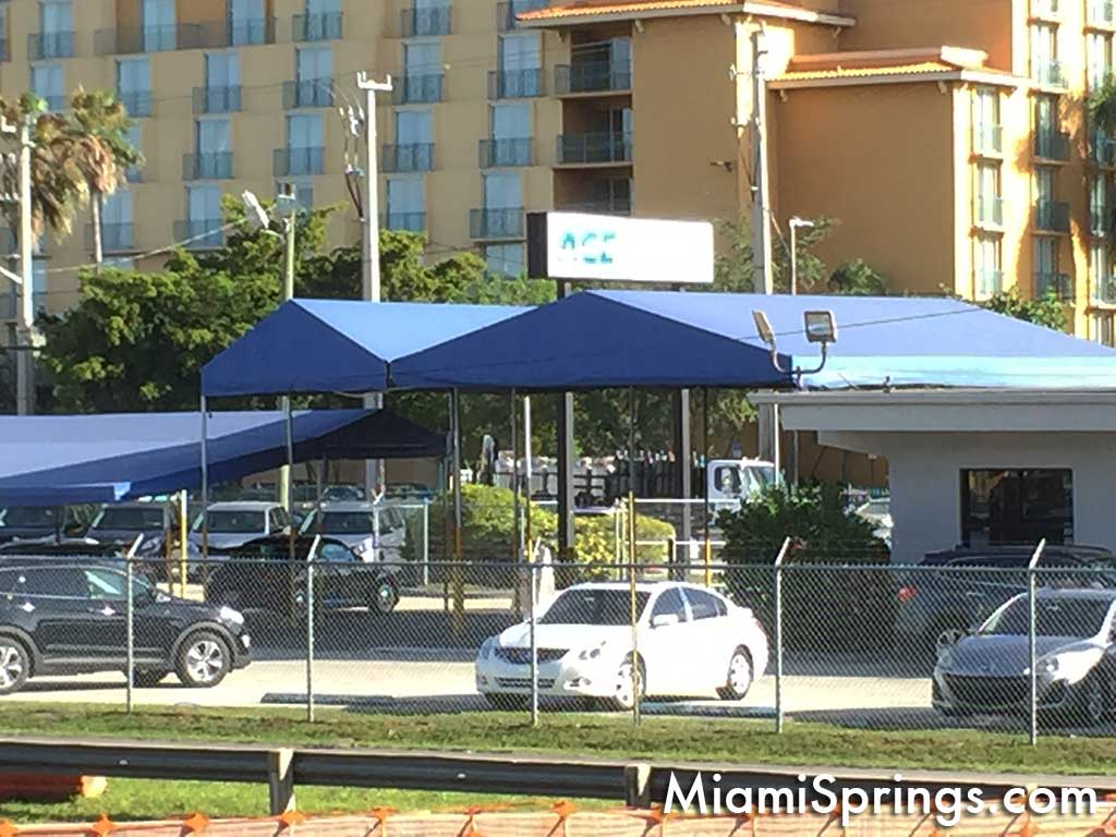 Ace Rent a Car in Miami Springs