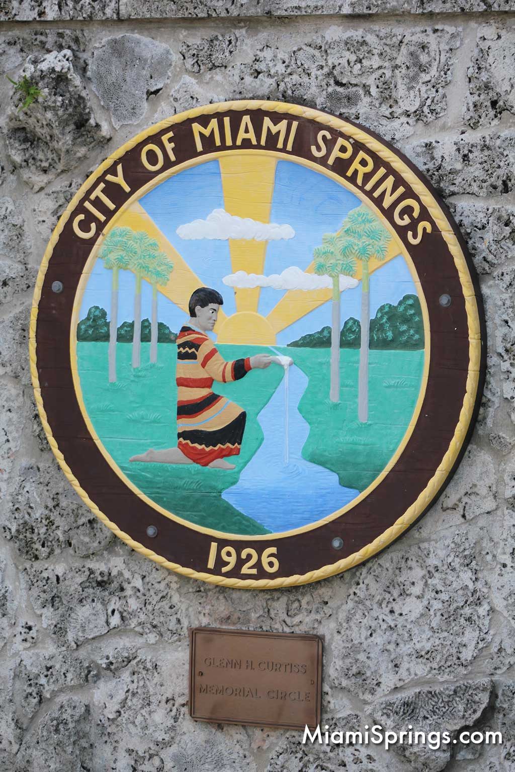 City of Miami Springs Seal