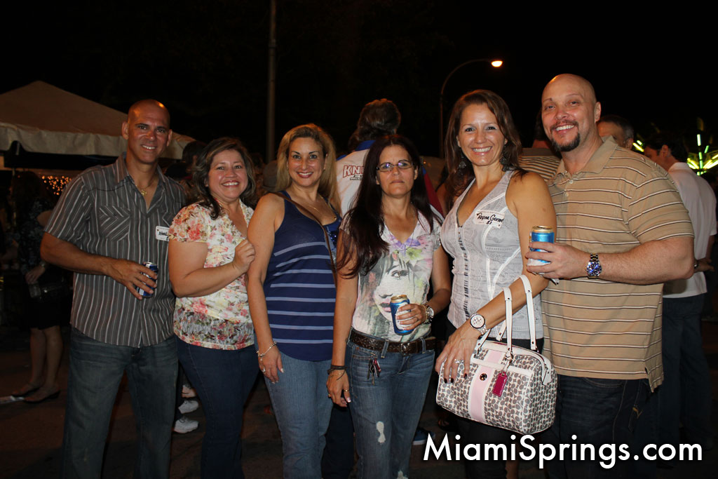 2011 Miami Springs Senior High MEGA Reunion