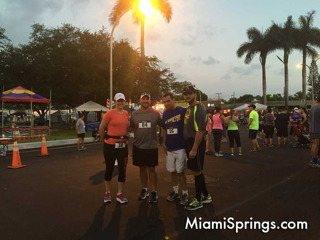 2015 River Cities Festival 5K Run Through Beautiful Miami Springs